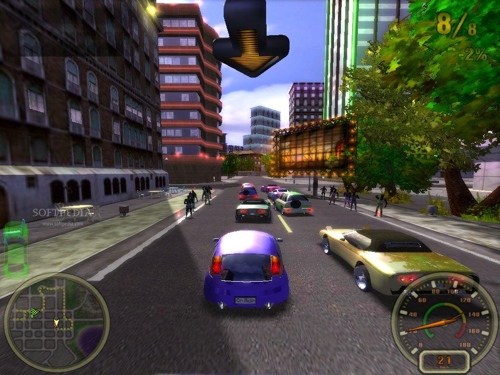 City Racing Pc Game Download Crack Full Version