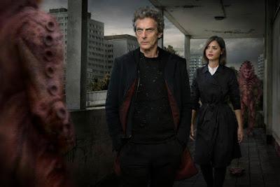 Doctor Who nueva temporada.