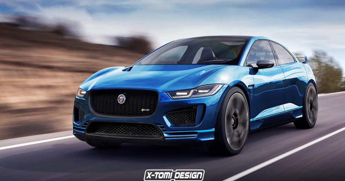 X Tomi Design Jaguar I Pace R S Concept