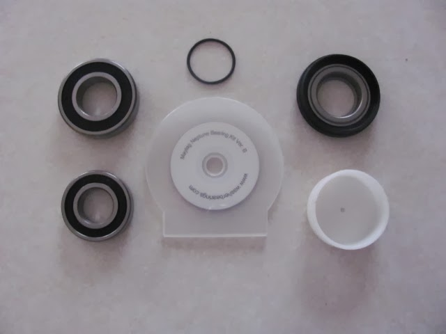 Maytag Neptune Washer Seal Replacement How To Replace