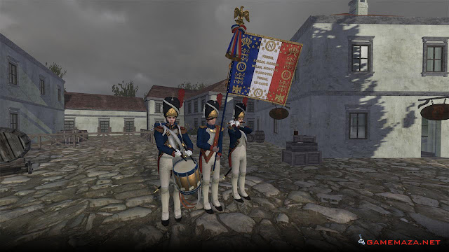 Mount and Blade Warband Napoleonic Wars Gameplay Screenshot 3