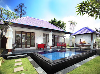 Lavender Luxury Villas And Spa Resort Kuta