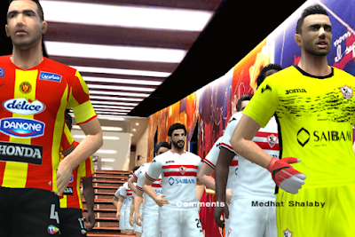PES 6 Next Season Patch 2017/2018