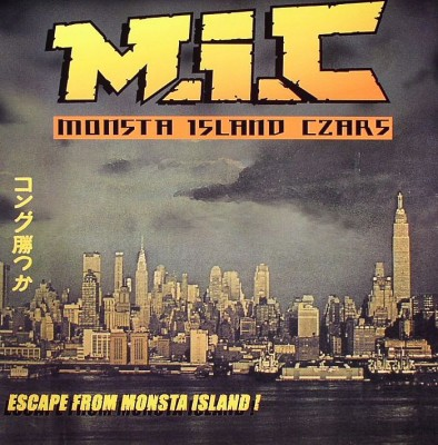 Monsta Island Czars - Escape From Monsta Island! (2003)