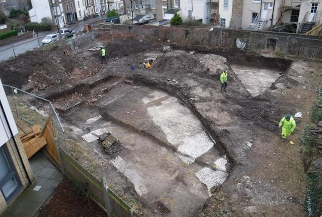 Iron Age hill fort remains found in Margate Caves area