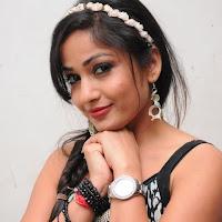 Madhavi latha at an audio launch looking cute