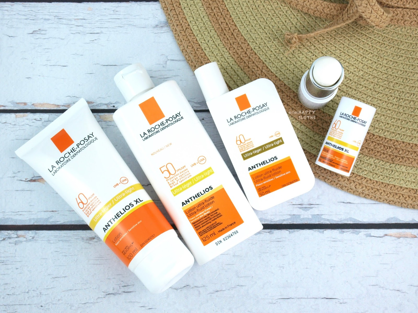 La Roche-Posay | Anthelios Sunscreens