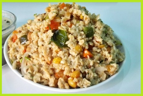 Oats upma Recipe in Hindi