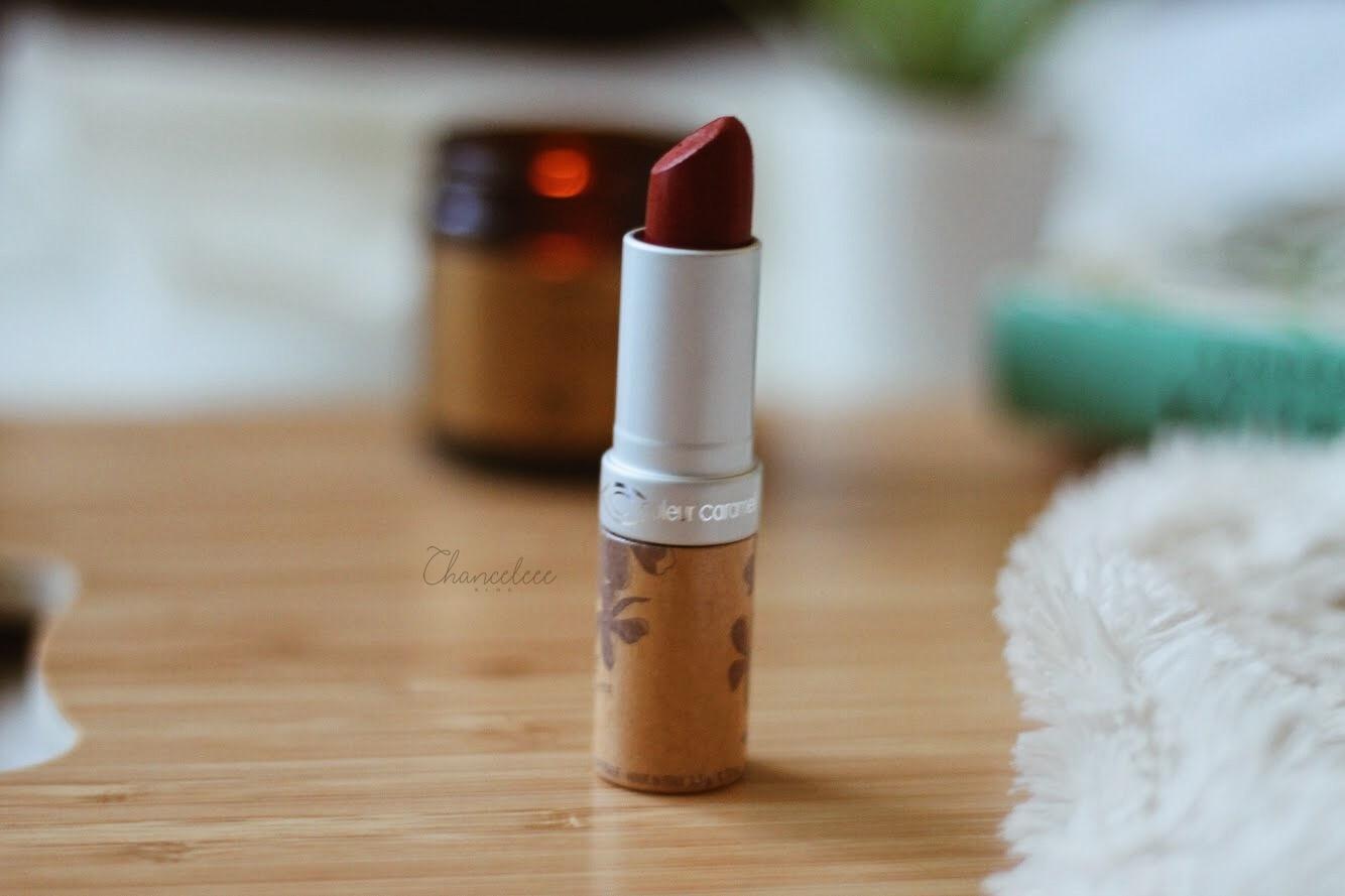 Naturalne pomadki do ust Couleur Caramel