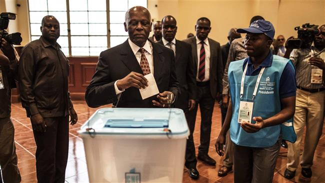 Polls open in Angola in election marking end of president's 38-year rule