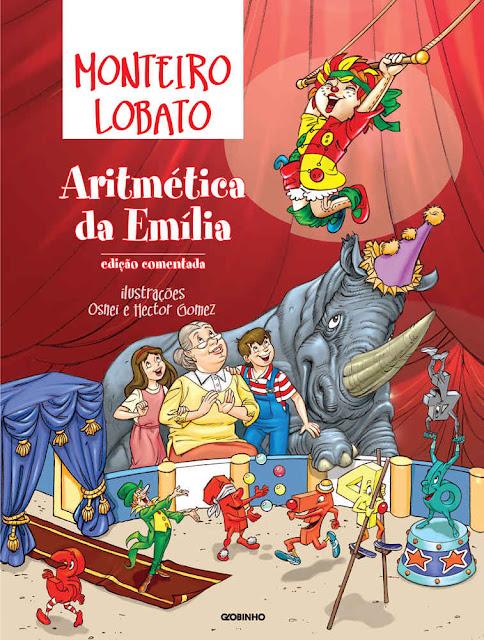 Aritmética da Emília Monteiro Lobato