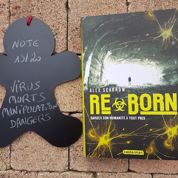 ReMade, tome 2 : ReBorn de Alex Scarrow