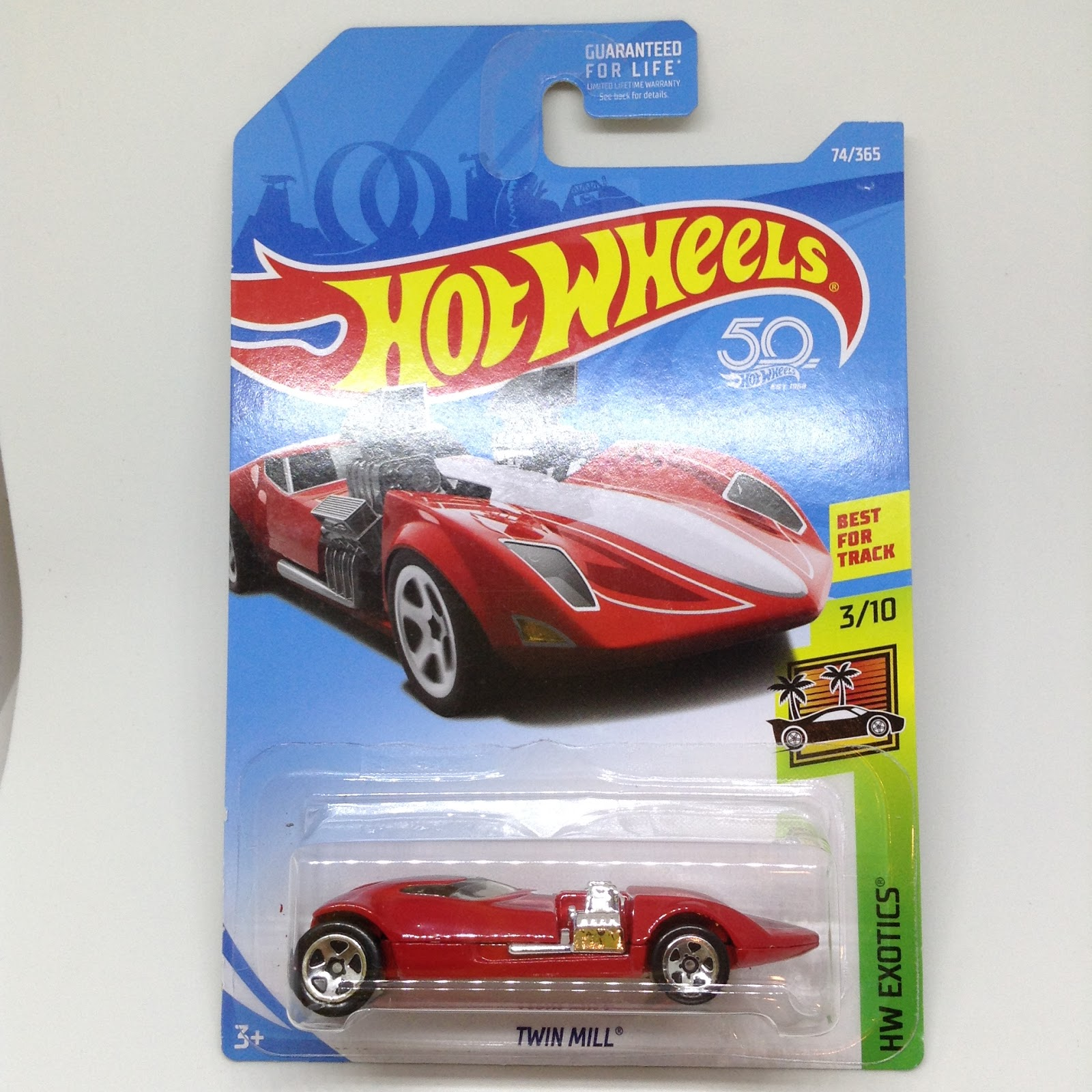Julians Hot Wheels Blog Twin Mill 2018 Hw Exotics Hotwheels Mclaren 720s Glad To See The In Mainline It Wouldnt Feel Right Have 50th Anniversary Without Most Iconic Car