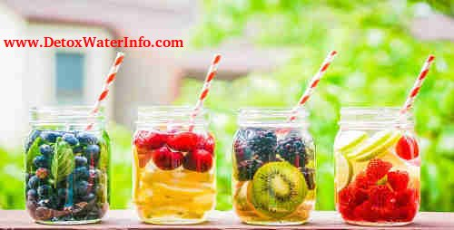 How to make detox water for weight loss