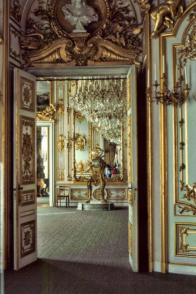 127.0.0.Monaco di Baviera -Schloss Herrenchiemsee- Giorno ...