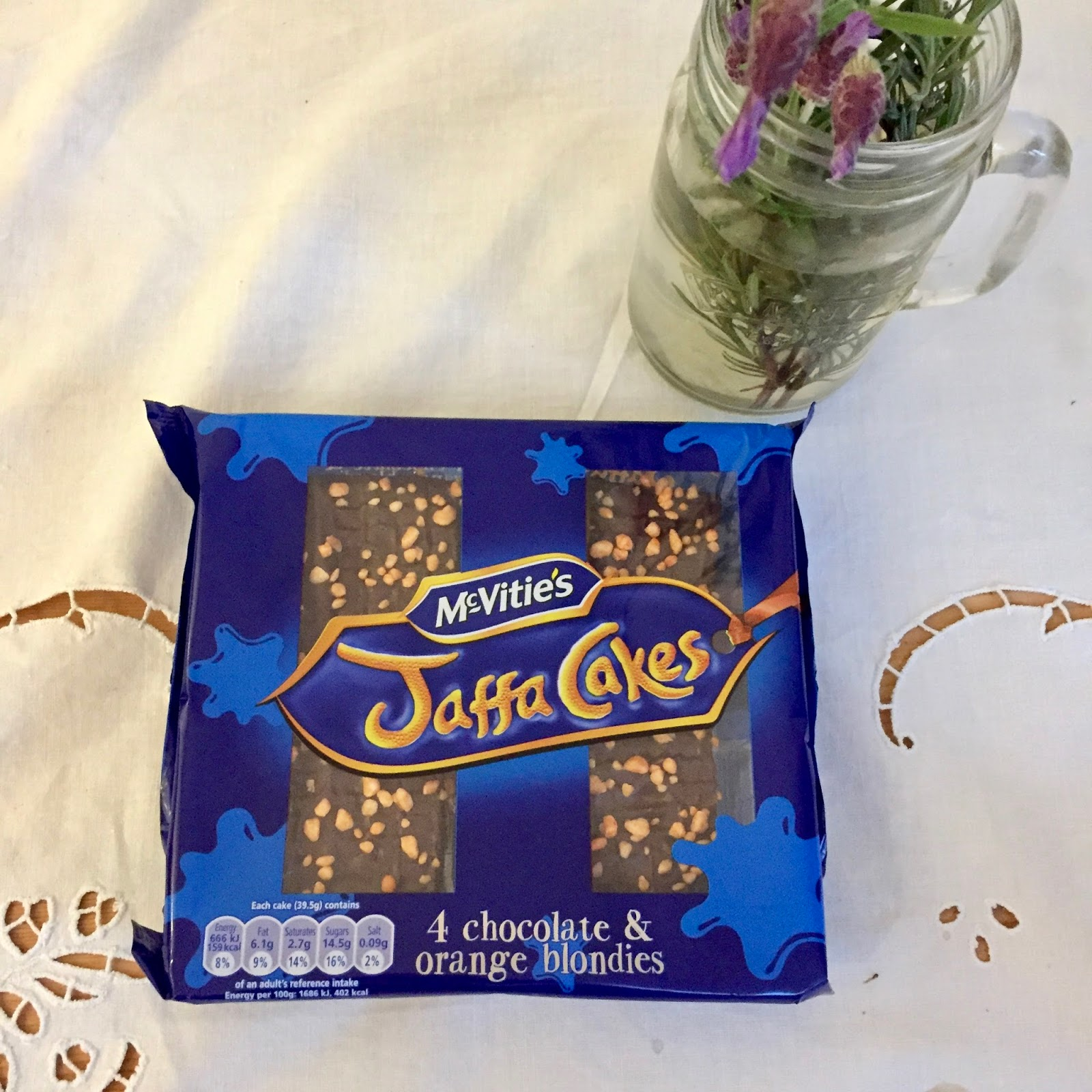 What Fruit Flavour Jelly In Jaffa Cakes