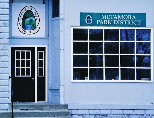 Metamora Herald park district new building