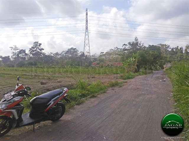 Tanah Kavling Murah jalan Kaliurang Km 10