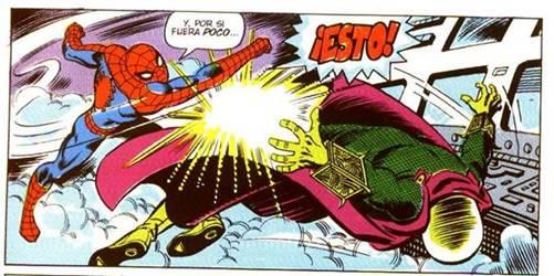 kekuatan mysterio adalah musuh spider-man