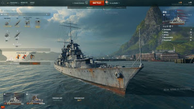 Barcos en world of warships