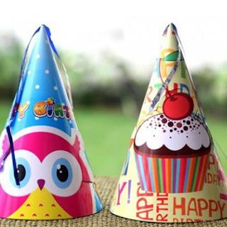 Cách làm mũ sinh nhật cho bé đơn giản, đẹp mắt