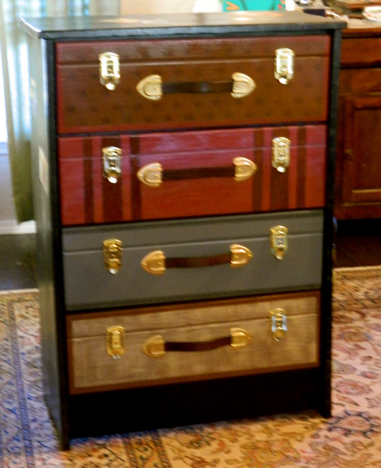 Again... Furniture And More: Luggage Chest