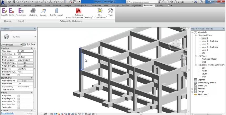 Hướng dẫn sử dụng Revit 2014 Extensions - THIẾT KẾ 3D