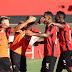 ESPORTE / Vitória goleia o Vitória da Conquista por 5 a 0 e confirma Ba-Vi na final do Baianão: Veja os gols