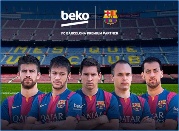 ¿Es rentable el patrocinio del Barça para Beko?