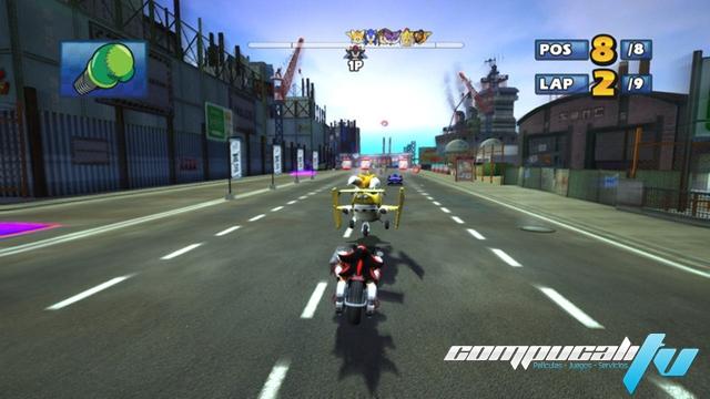 Sonic & SEGA All Stars Racing PC Full Español Reloaded Descargar