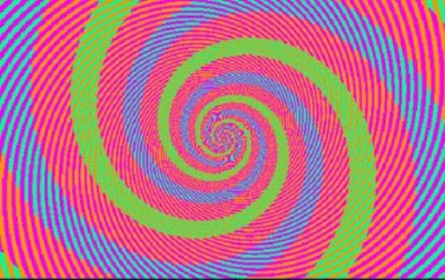 Great Optical Illusion-Colors