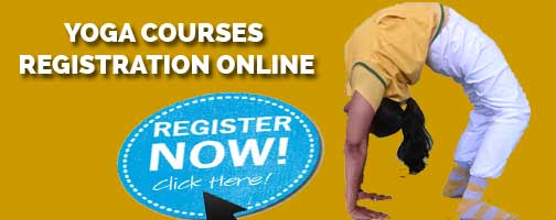 Registration Form for Yoga TTC and Other Courses