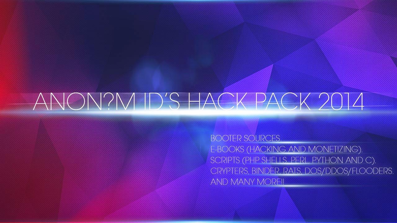 HOT] [HACK PACK] Anon?M ID's Hack Pack v2 [MEDIAFIRE] [LINK