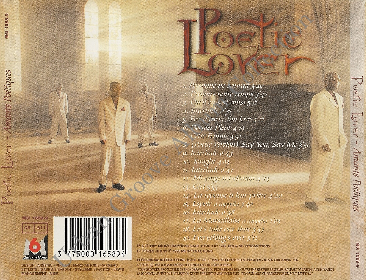 poetic lover album