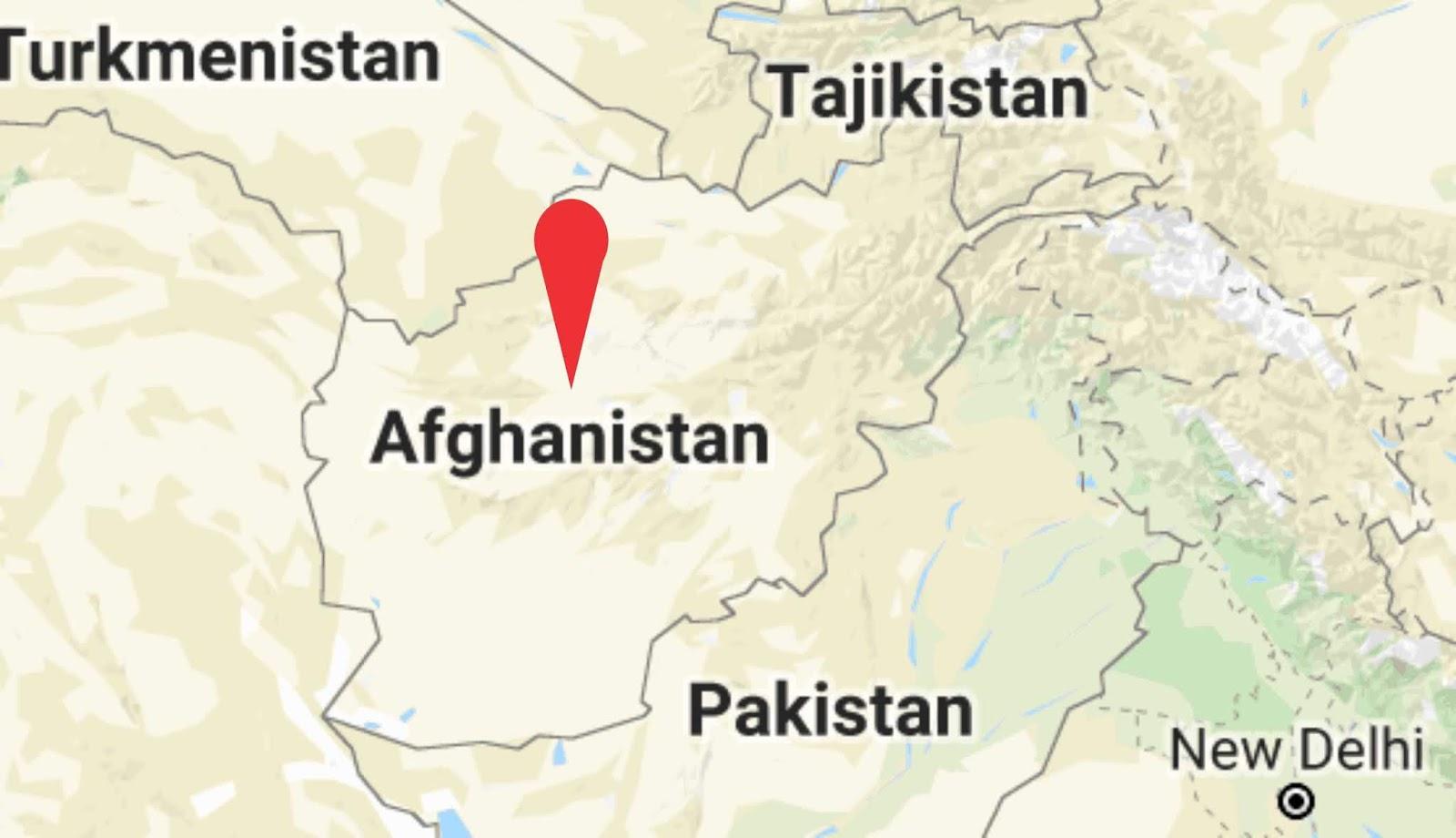 Taliban menyerang pangkalan militer di Afghanistan