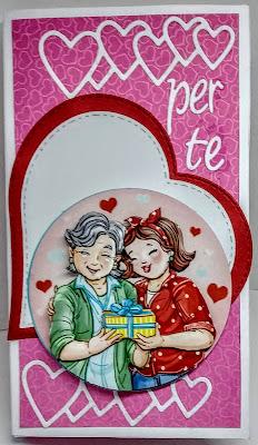 Freebie Zum Valentinstag Und Muttertag Mit Liebe Schenken