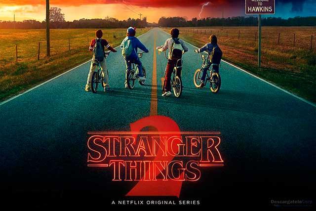 Stranger Things Temporada 2 Completa HD Latino