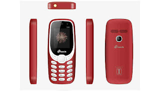 featurephonewithselfiecameralaunchedinindiaforrs What is the Best telephone inwards 1,000₹. The M-tech G24