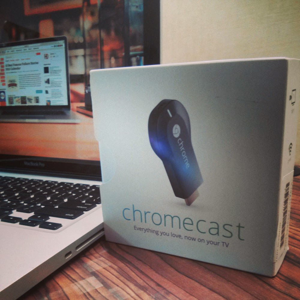 Giveaway: Enter Win Google Chromecast