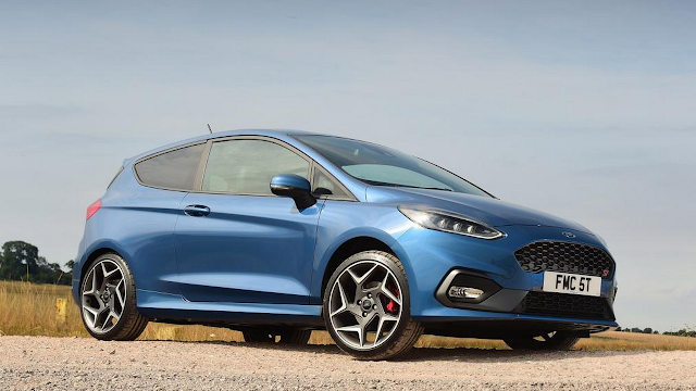 Ford's Fiesta ST has grown up