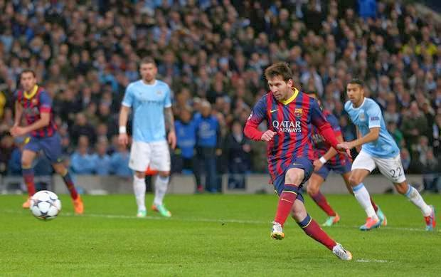 Messi interesa al Manchester City