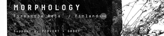 ANALOGICAL FORCE pres: MORPHOLOGY / Siroco, Madrid [17Feb2018]