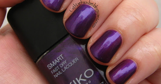 Kiko Smart 024 Viola Imperiale Metallico
