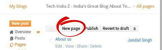 About Us Page Kaise Banaye ? Hindi Me Jane