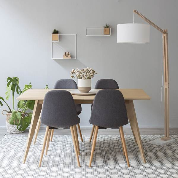 Nordic Style Dining Rooms 5