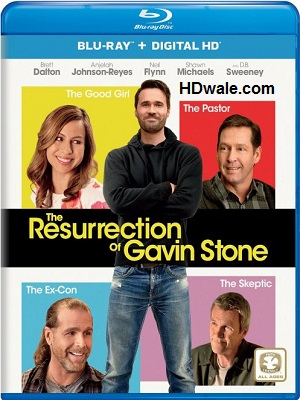 The Resurrection of Gavin Stone (2017) Movie BluRay