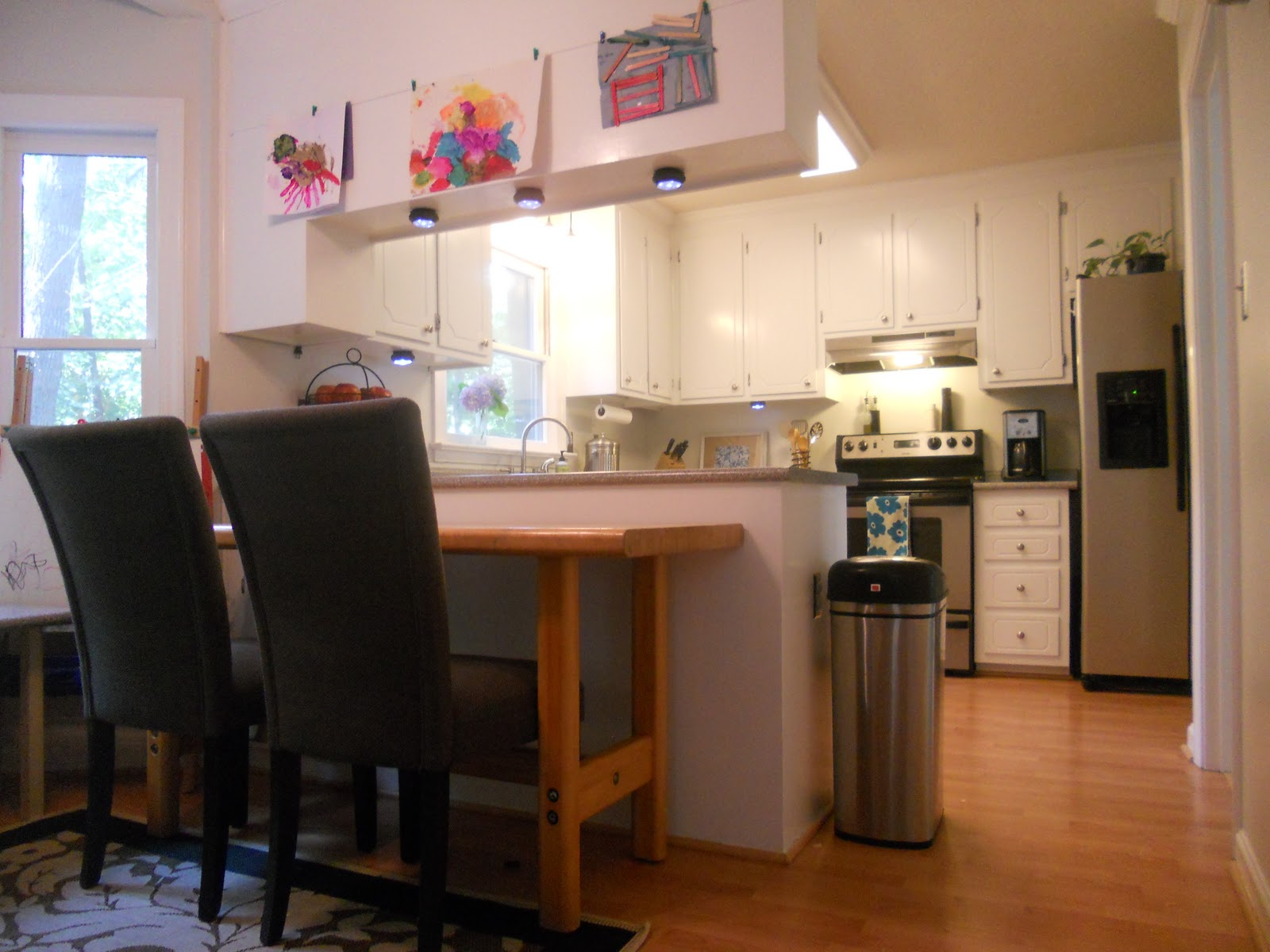 Peahen Pad Kitchen Makeover