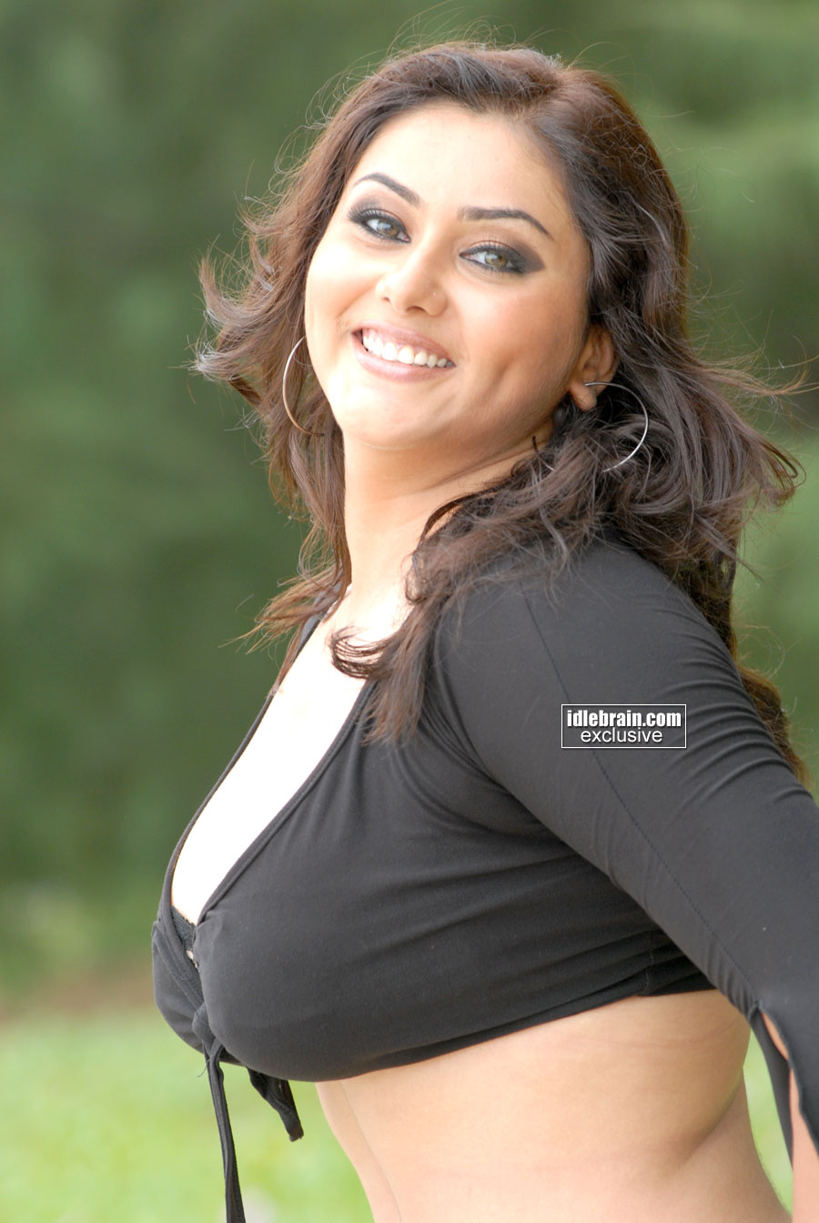 Touch Real Girl Namitha Hot  Nude-3265