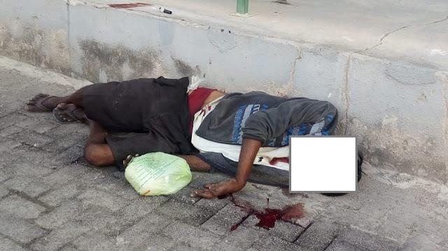Morador de rua é morto a facadas próximo à Sulanca, em Palmares