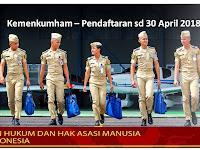 Kemenkumham Siapkan 600 Formasi CPNS